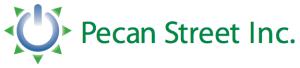 Pecan Street Logo-side